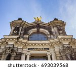 dresden  germany   may 28  2017 ... | Shutterstock . vector #693039568