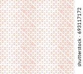 abstract beige triangle vector... | Shutterstock .eps vector #693117172