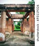 Treasury Hallway Of Lucknow...