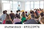 business and entrepreneurship... | Shutterstock . vector #693123976