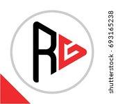 Logo Icon Play Button Shape...
