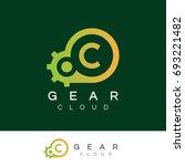 gear cloud initial letter c...