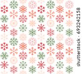 seamless vector pattern with...   Shutterstock .eps vector #693242158