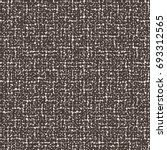 irregular tweed fabric texture. ... | Shutterstock .eps vector #693312565