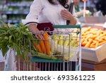 shopping   Shutterstock . vector #693361225