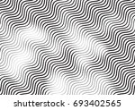 abstract background with lines... | Shutterstock .eps vector #693402565