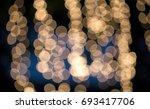 abstract light bokeh background | Shutterstock . vector #693417706