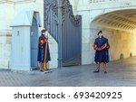 vatican city  vatican  ...   Shutterstock . vector #693420925