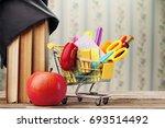 education. | Shutterstock . vector #693514492