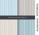 seamless striped patterns. line ... | Shutterstock .eps vector #693528016