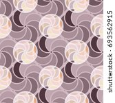 abstract color seamless pattern ... | Shutterstock .eps vector #693562915