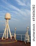 Small photo of Vessel antenna