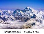Himalaya Mountains Summits ...