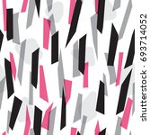 modern seamless pattern design...   Shutterstock .eps vector #693714052