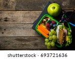 back to school concept | Shutterstock . vector #693721636