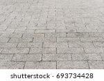 perspective view of monotone... | Shutterstock . vector #693734428