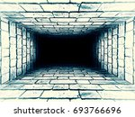 escape tunnel   abstract...   Shutterstock . vector #693766696
