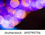 abstract bokeh for background | Shutterstock . vector #693790756