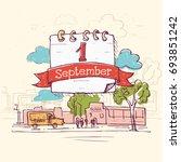 vector illustration for ... | Shutterstock .eps vector #693851242