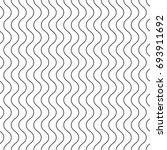 vertical thin wavy lines vector ... | Shutterstock .eps vector #693911692