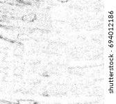 grunge halftone black and white.... | Shutterstock . vector #694012186