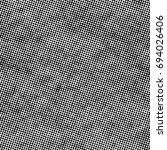 grunge halftone black and white.... | Shutterstock . vector #694026406