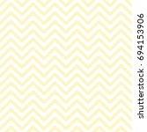 zigzag seamless pattern.... | Shutterstock . vector #694153906