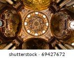 Prague   Cupola Of St. Nicholas ...