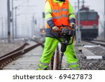 Rails Are Getting Repaired By ...