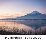 Sunrise Landscape View From...