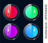 electronic cigarette four color ...