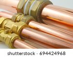 Pipework   Made Up Copper Pipe...