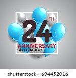 24th anniversary celebration...