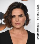 Small photo of LOS ANGELES - AUG 06: Lana Parrilla arrives for the ABC TCA Summer Press Tour 2017 on August 6, 2017 in Beverly Hills, CA