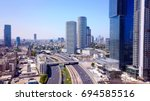tel aviv  israel   august 5 ... | Shutterstock . vector #694585516