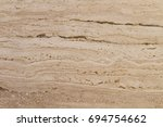 light pink travertine  ... | Shutterstock . vector #694754662