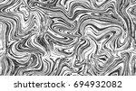 marble pattern seamless texture ... | Shutterstock .eps vector #694932082