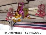 bangkok  thailand    august...   Shutterstock . vector #694962082