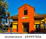 san jose  ca   aug. 12  2017 ... | Shutterstock . vector #694997836