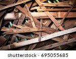 Scrap Wood Left Over From...