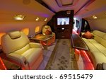 vip business interior jet... | Shutterstock . vector #69515479