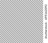 striped pattern  black and... | Shutterstock . vector #695162092