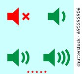 volume icon .