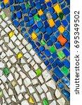 texture  background  pattern.... | Shutterstock . vector #695349502