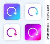 update arrow bright purple and...