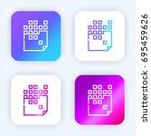 encryption bright purple and...