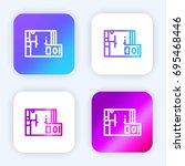 blueprint bright purple and...