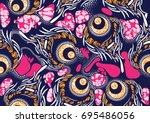 textile fashion african print...