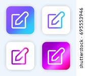 edit bright purple and blue...