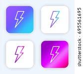 lightning bright purple and...